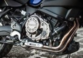Motore bicilindrico parallelo con 8 valvole e cilindrata di 1.199 cc