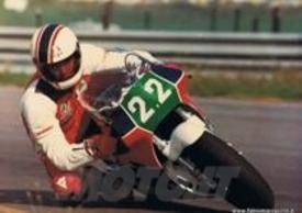 Fabio ha corsoper 5 anni in pista con le GP nei campionati italiani