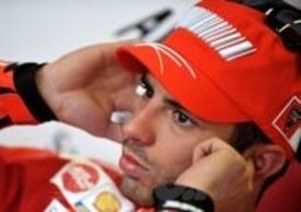 Marco Melandri, compagno di team di Casey Stoner nel 2008