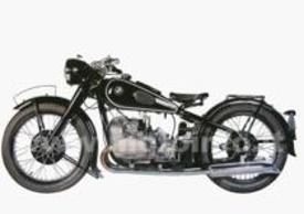 La BMW R5 del 1936