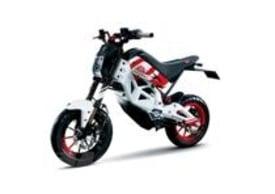 La Suzuki Extrigger, monkey-bike elettrica