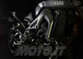 Il nuovo motore con una cilindrata di 847cc ricorda un'altra Yamaha epocale, la TDM850