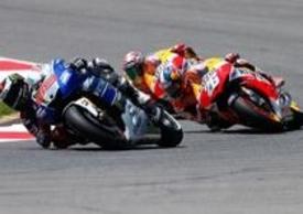 Jorge Lorenzo e Dani Pedrosa al GP del Mugello
