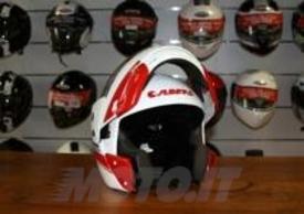 Il primo casco apribile Caberg