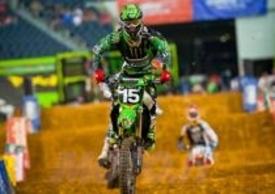 Dean Wilson, vincitore della 250