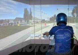 Il simulatore di guida