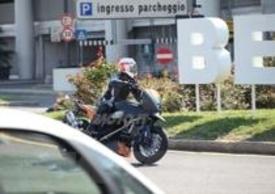Moto Guzzi, prototipo supermotard