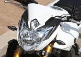 Yamaha FZ8 ABS