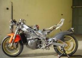 Over Racing Project, un prototipo nato nel reparto corse Yamaha, denominato OV-20