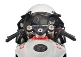 Aprilia Racing RSV4 Biaggi Replica è concepita esclusivamente per utilizzo in circuito