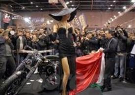 """La presentazione della custombike """"Il Padrino"""""""