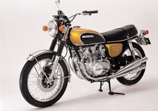 Massimo Clarke: Storia delle Honda CB 500, 350 e 400 Four