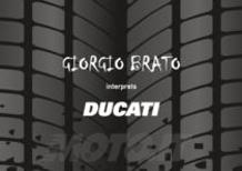 Abbigliamento: nasce il progetto Giorgio Brato interpreta Ducati