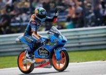 GP d'Olanda. West vince in Moto2 e Alex Marquez in Moto3