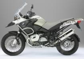 La BMW R1200GS Adventure originale