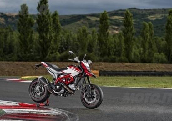 WDW 2014: Bayliss e Checa tengono a battesimo la Ducati Hypermotard SP 2015!