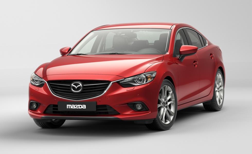 Mazda Mazda6 (2)