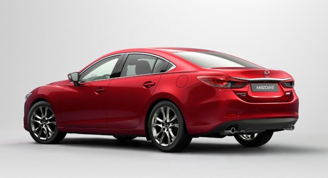 Mazda Mazda6 (5)