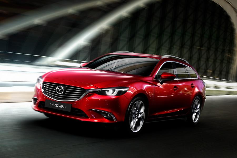 Mazda Mazda6 Station Wagon