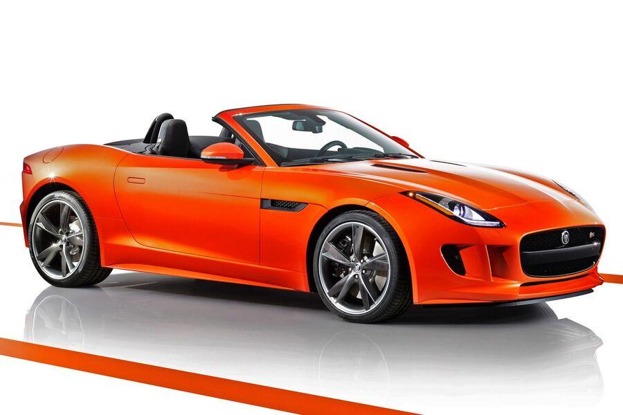 Jaguar F-Type Cabrio (2013->>)