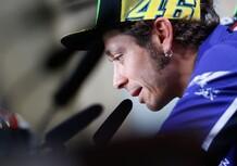 Rossi: Ho sbagliato con la gomma nuova
