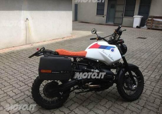 Le Strane di Moto.it: BMW R1100 GS