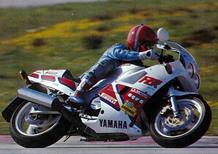 Yamaha FZR 1000. La Genesis della svolta