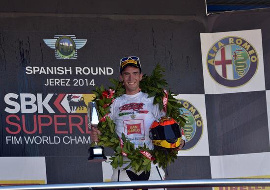 Faccani è campione Europeo della Stock 600