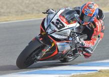 Melandri vince anche gara due SBK a Jerez