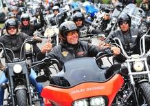 Harley-Davidson: le foto dal Faaker See. Custom Show e non solo
