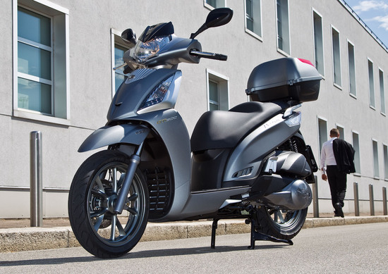 nuovo kymco people gti 2015 - news - moto.it