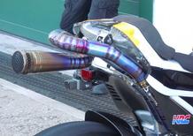Video: Le differenze negli scarichi della MotoGP. I segreti nei dettagli