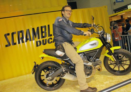 Ducati Scrambler 2015. Il video di lancio