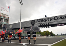 Penultimo round SBK a Magny Cours