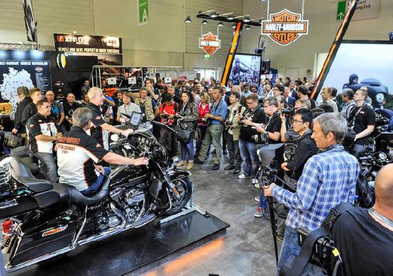 Harley-Davidson, a Colonia le novità 2015