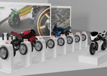 Bridgestone: i nuovi pneumatici presentati a Intermot