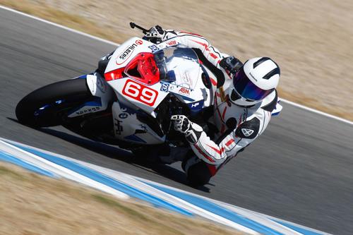 prova bmw s 1000rr superbike e superstock - prove