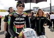 Loris Baz nel 2015 insieme al team NGM Forward Racing MotoGP