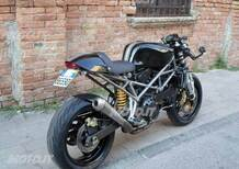 Le Strane di Moto.it: Ducati ST4 Café Racer