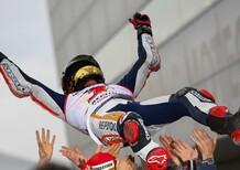 Marquez Campione del Mondo MotoGP 2014
