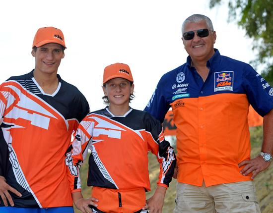 KTM De Carli Racing Junior Team, fucina di talenti