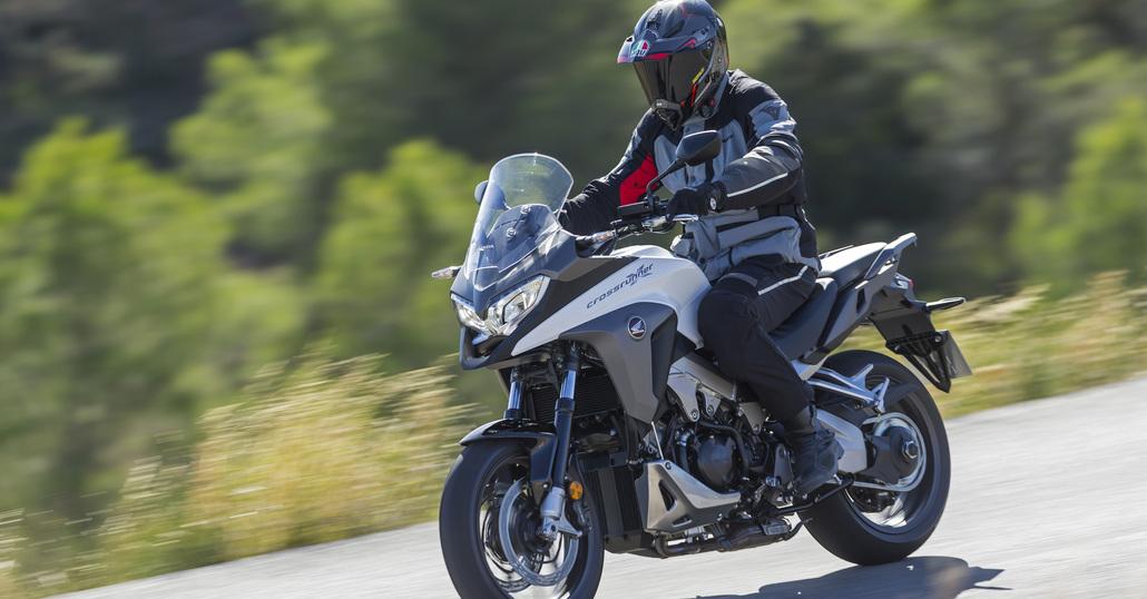 Honda Crossrunner VFR800X 2015