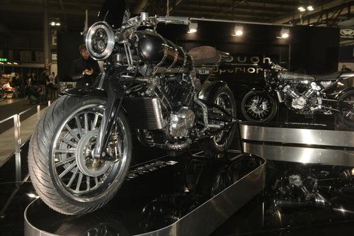La Brough Superior SS100