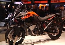 KTM 1050 Adventure 2015, video EICMA