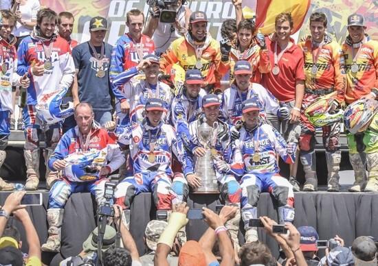 La Francia vince la Sei Giorni 2014 in Argentina. Sul podio USA e Spagna