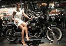 Moto Guzzi serie California 2015, video EICMA