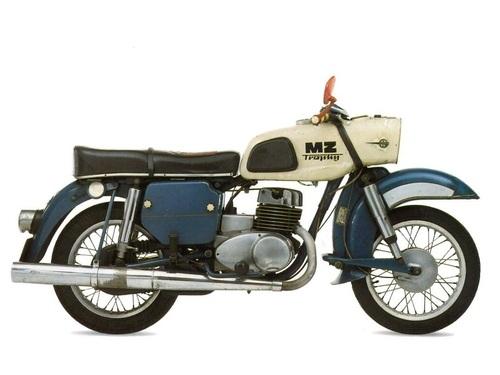 MZ ES250, 1973