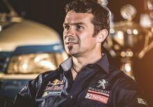 Cyril Despres a Moto.it e poi alla Dakar con  Peugeot