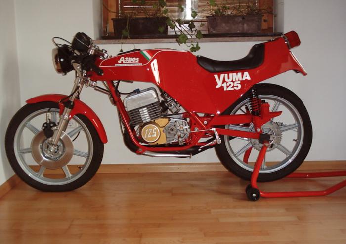"Yuma motore ""Testa-quadra"""