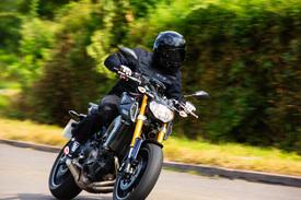 Il giubbotto Viper for Tech-Air è dedicata ai motociclisti più sportivi